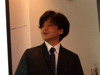 マーケティングプログラムマネージャの小林伸二氏