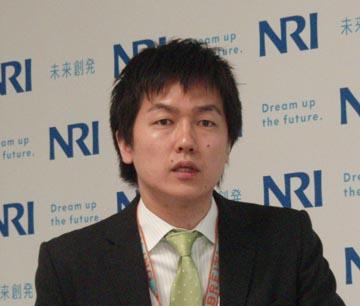 コンサルティング事業部主任コンサルタントの岡博文氏