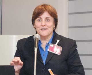 Patricia Sueltz氏